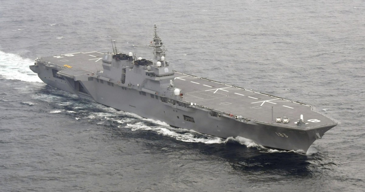 91cb075f Japan mulls sending navy vessels to Chinese fleet review next year as  tensions thaw | South China Morning Post
