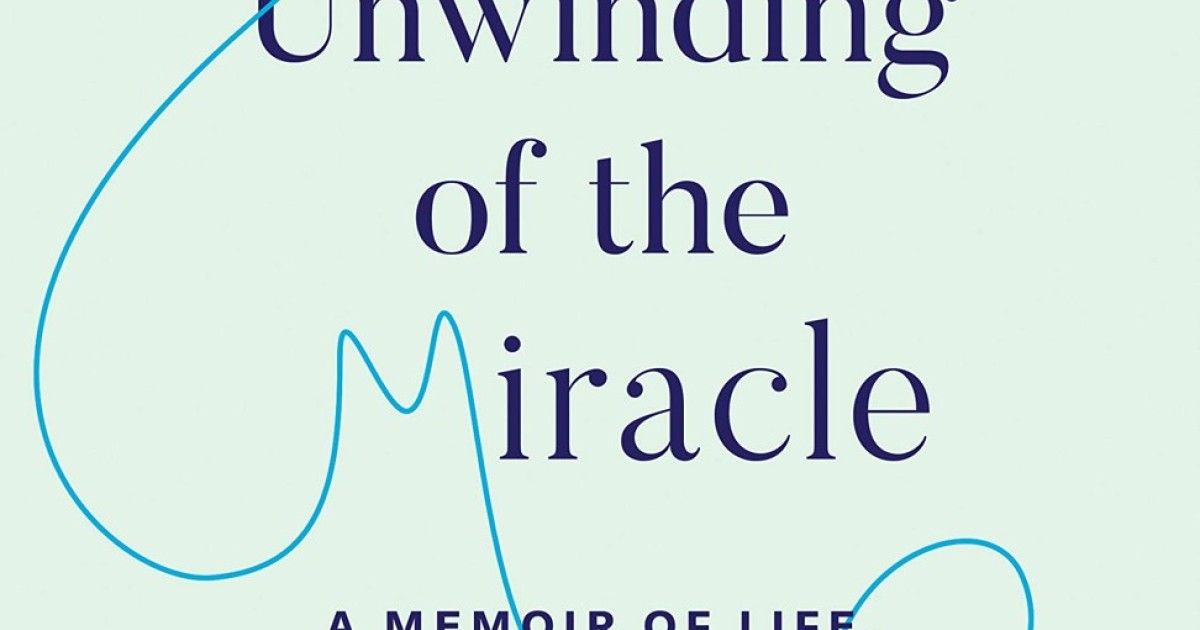 Julie Yip-Williams' memoir Unwinding of the Miracle reveals how to