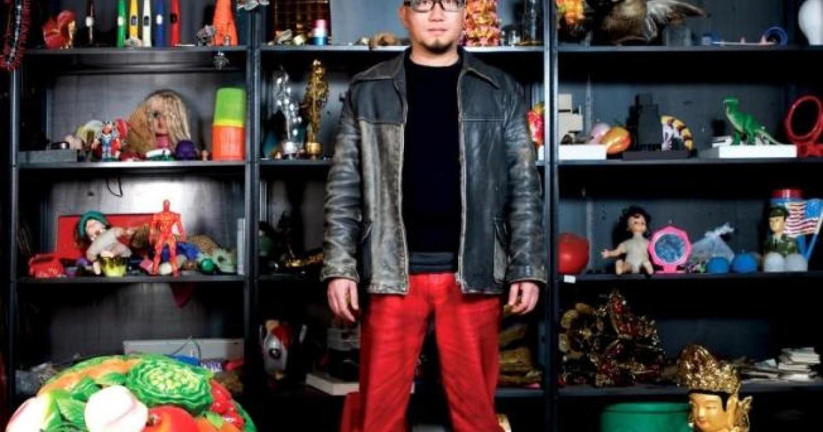 Whimsical world of symbolism: Choi Jeong Hwa exhibition