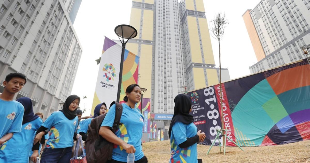 Jakarta Palembang 2020 Asian Games Recent Results.Asian Games No Booze No Problem For Hong Kong Team Amid