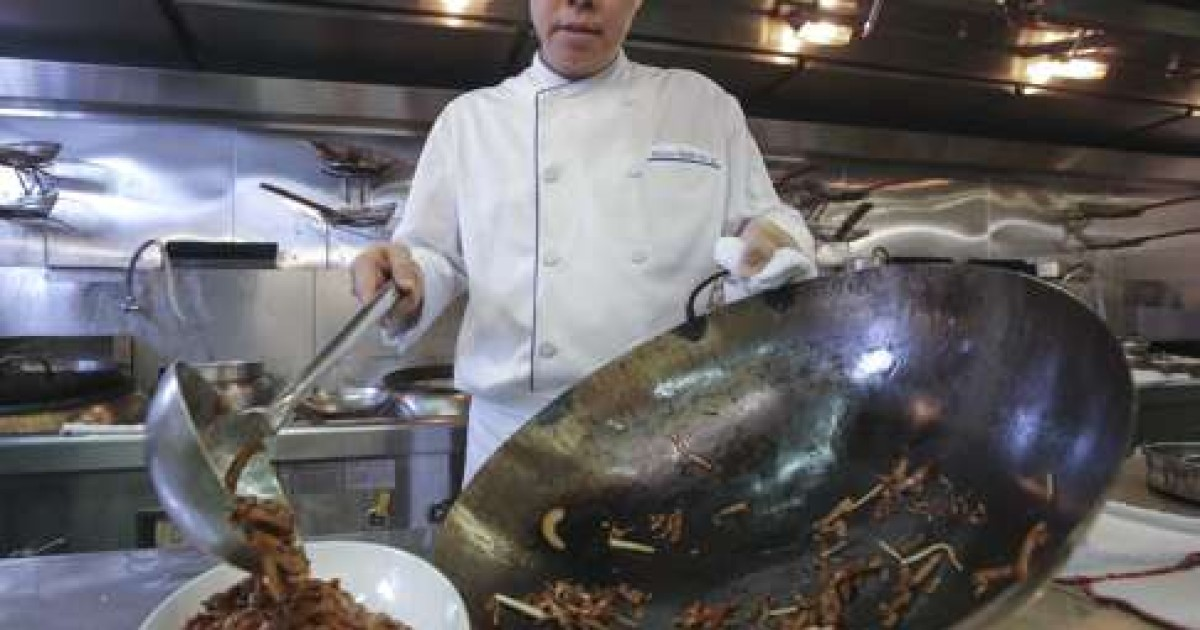 Top Chinese Chefs In Hong Kong Encourage A New Generation To Aim High