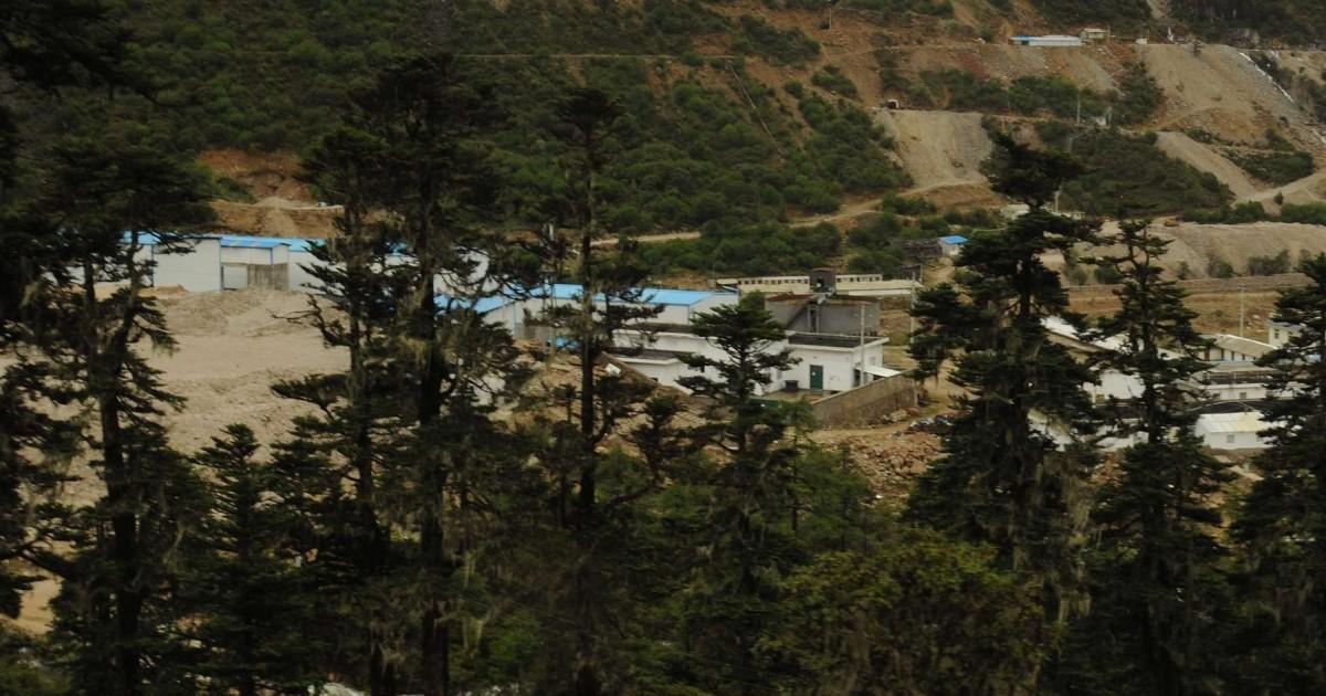 Mines in Chinese Unesco site damaging pristine Shangri-La
