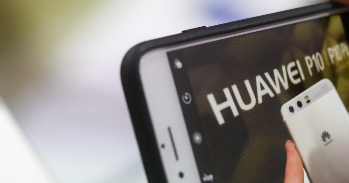China's Huawei, Baidu forge AI alliance in race against