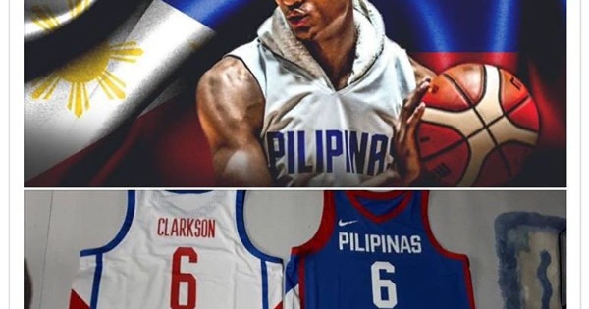 5fd41f11a Asian Games 2018  NBA U-turn means Jordan Clarkson of the Philippines will  meet China s Zhou Qi and Ding Yanyuhang