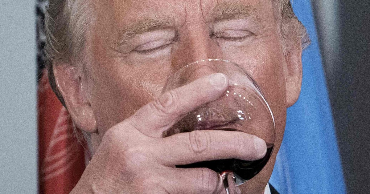Why Donald Trump doesn't like alcohol | South China Morning Post