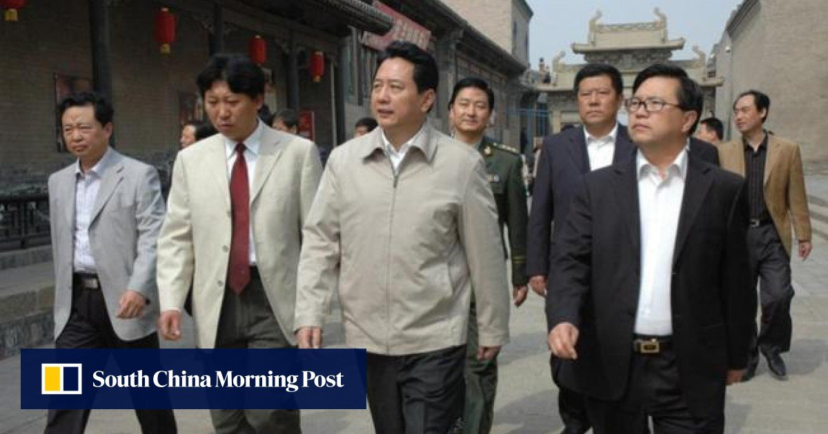 f46f4af8b Li Peng's son, Li Xiaopeng, appointed acting governor of Shanxi | South  China Morning Post