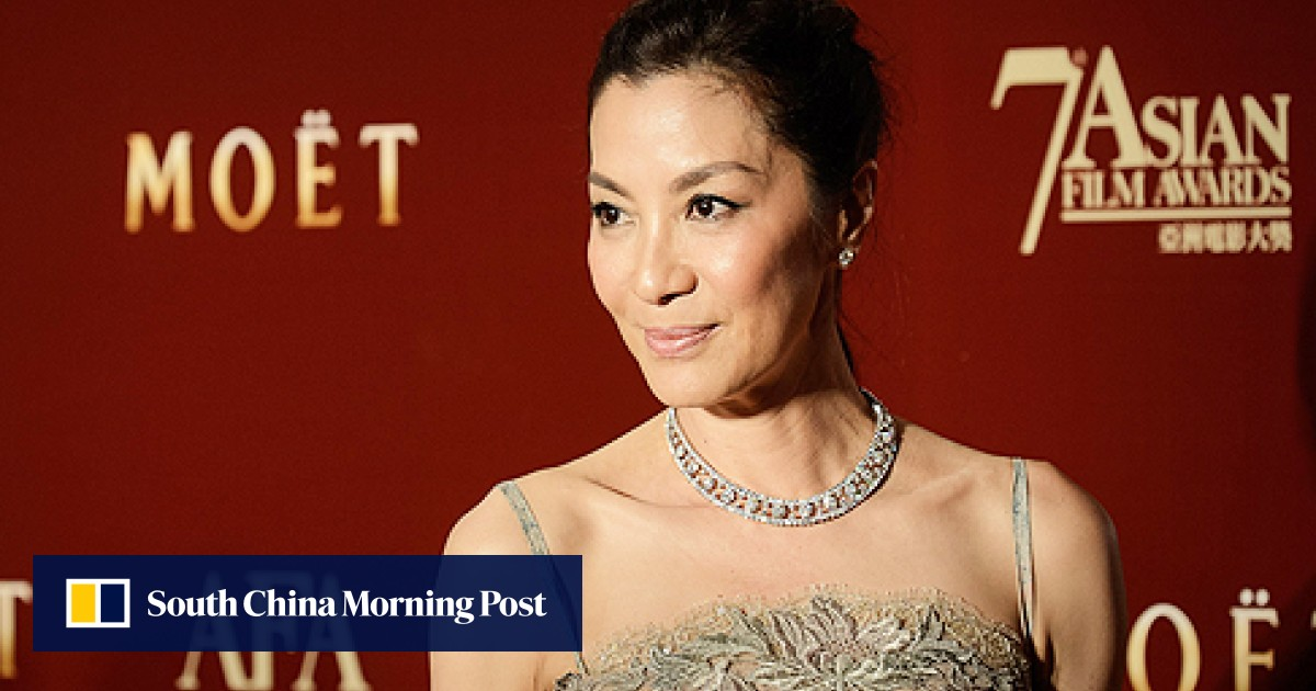 Malaysian Star Michelle Yeoh At Centre Of Political Storm South China Morning Post