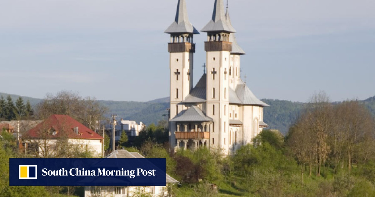 Travel back in time with a trip to Romanian rural idyll