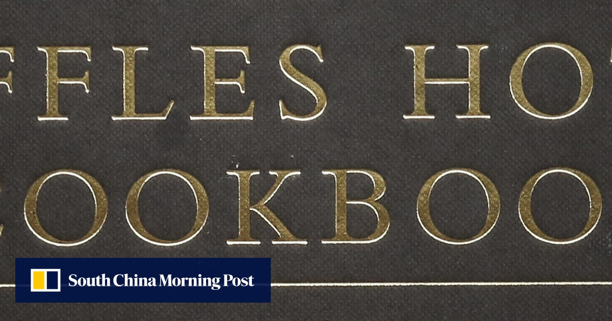 The Raffles Hotel Cookbook: delicious recipes served up with