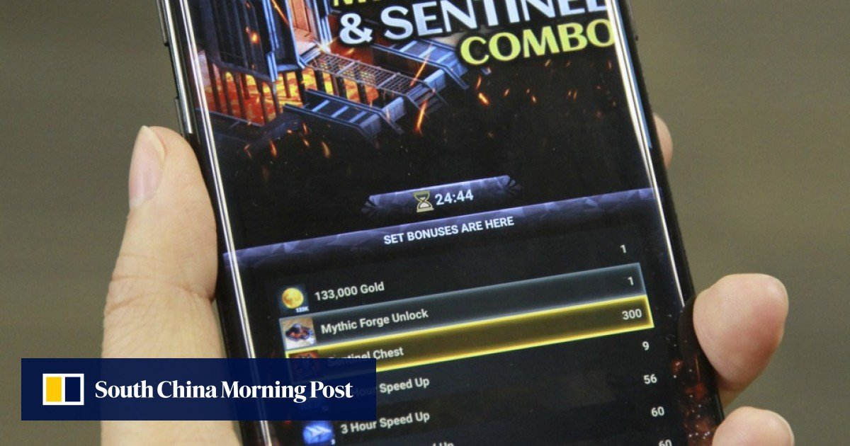 Why I spent thousands of Hong Kong dollars on a 'free' mobile game