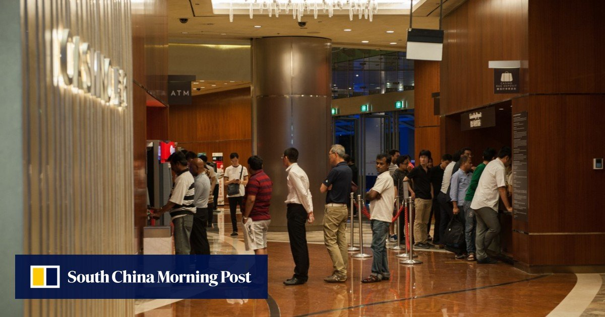 The migrant workers falling into debt traps in Singapore's
