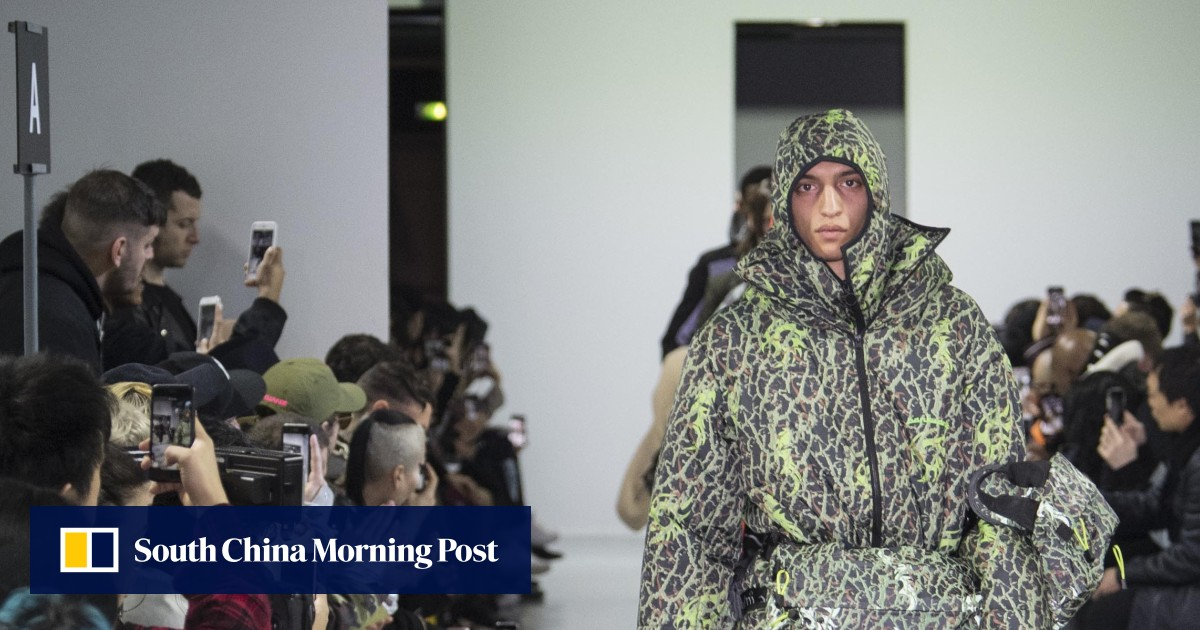 d4f65ab88f Paris Fashion Week: five Chinese menswear designers prove they can compete  with the best on the world's biggest stage | South China Morning Post