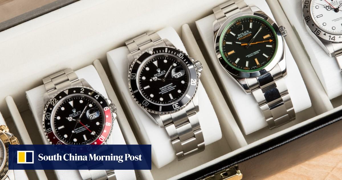 9577691ec452 Pre-owned luxury watch market in Hong Kong grows slowly