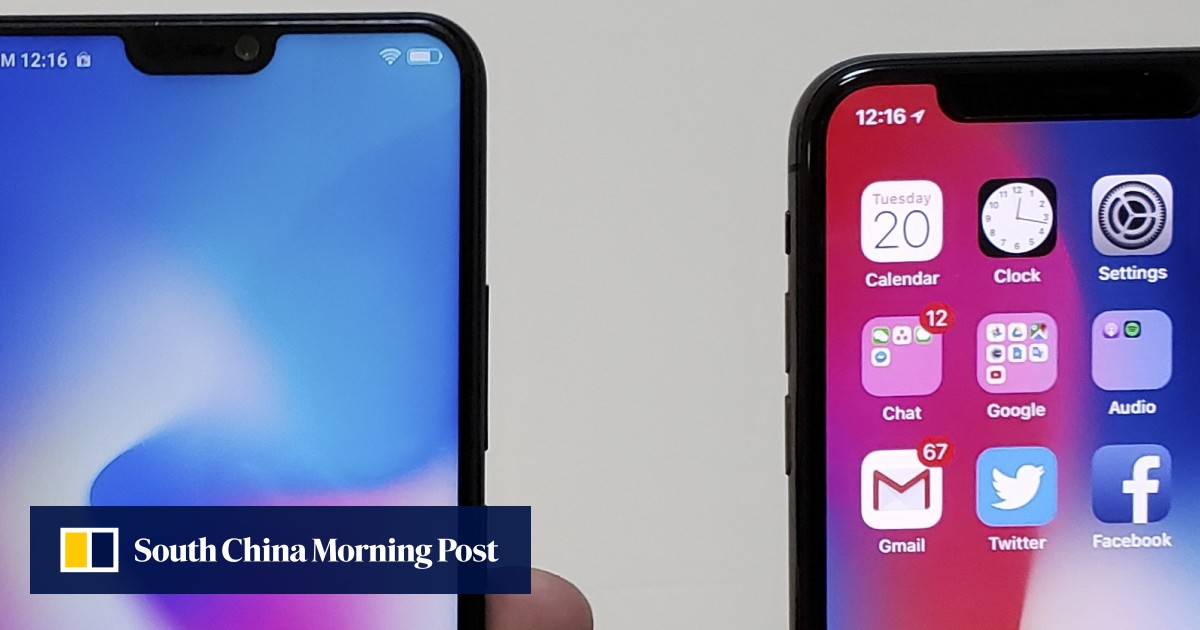 Vivo V9 first impressions: iPhone X lookalike is comfortable and