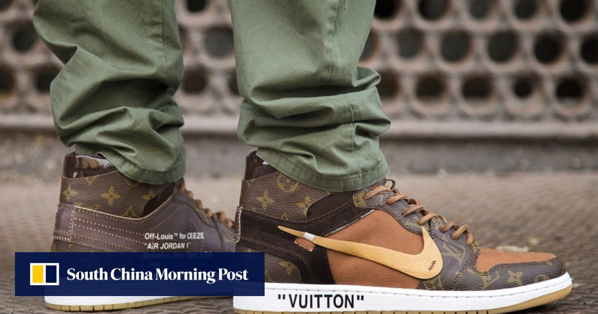 low priced 8fe3e 6153e Virgil Abloh s Louis Vuitton appointment inspired this Nike Air Jordan 1    South China Morning Post