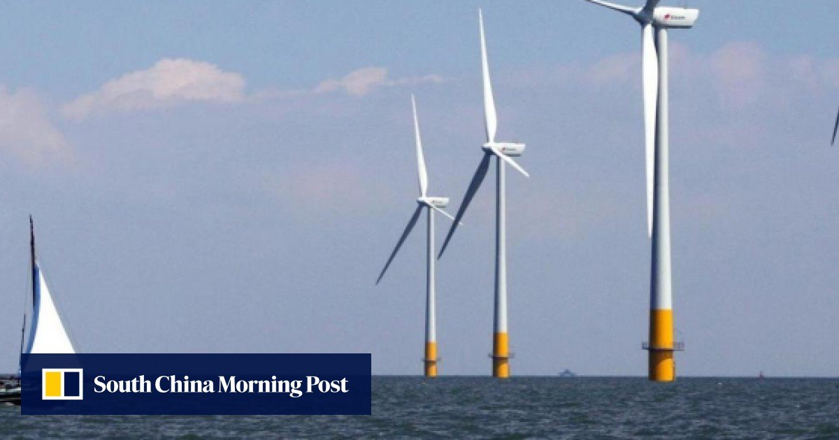 China's largest nuclear power developer eyes wind and gas projects