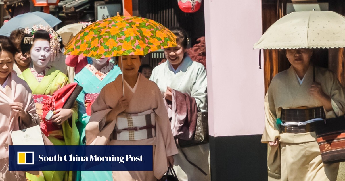 Overtourism in Kyoto reaches breaking point, with 'half-naked hikers