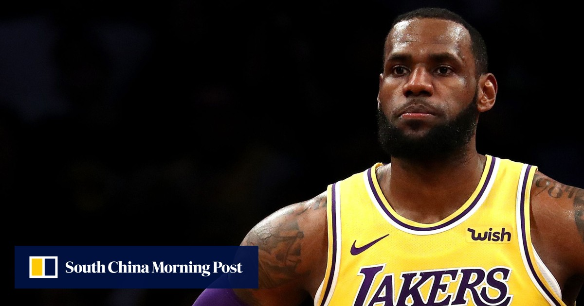b3e77fcebc22 LeBron James coming to China as LA Lakers and Brooklyn Nets sign on to play  Shenzhen pre-season game in October   South China Morning Post