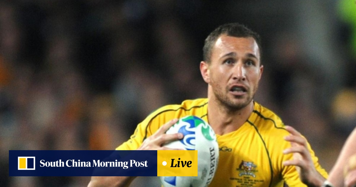 Super rugby: Quade Cooper out to impress mentor Ewen McKenzie