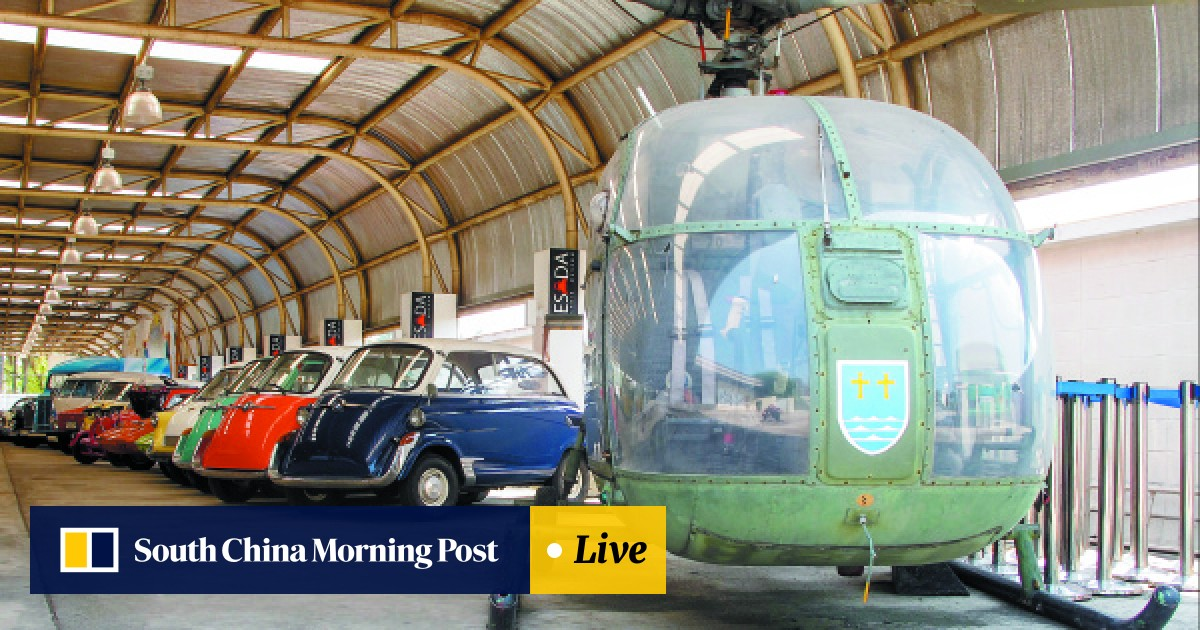 Joy Rides An Eccentric Museum Of Motors In Thailand South China Morning Post
