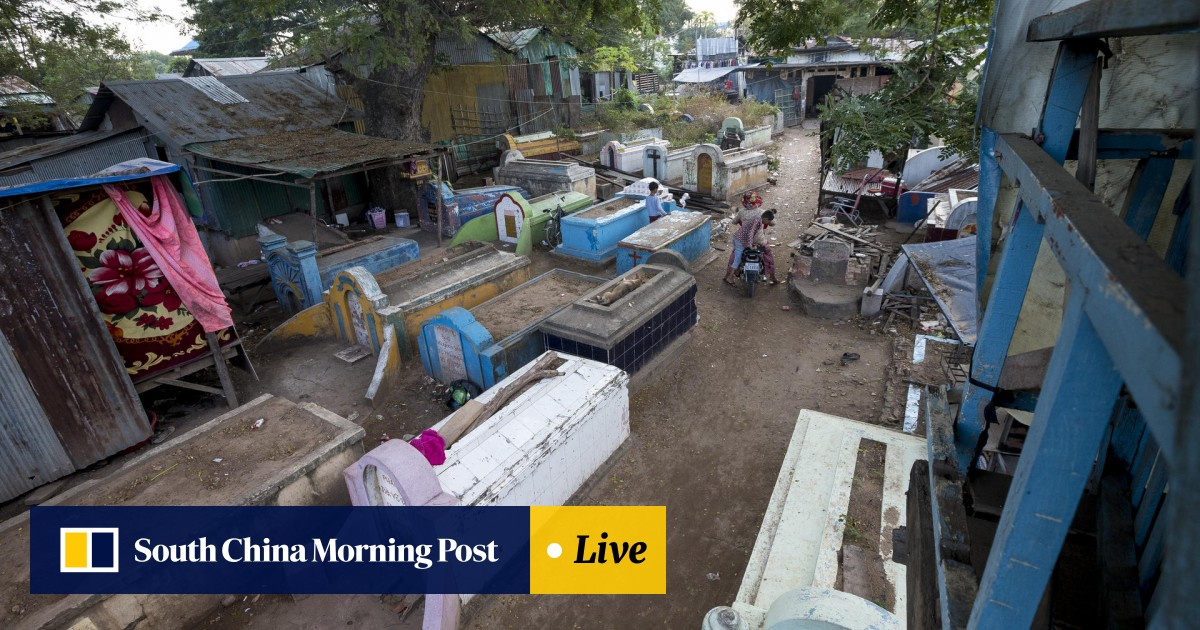 Living with the dead: the cemetery shacks of Phnom Penh