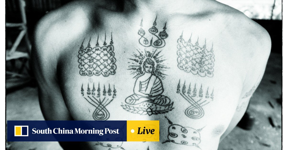 The Magical Tattoo Artists Of Cambodia South China Morning Post