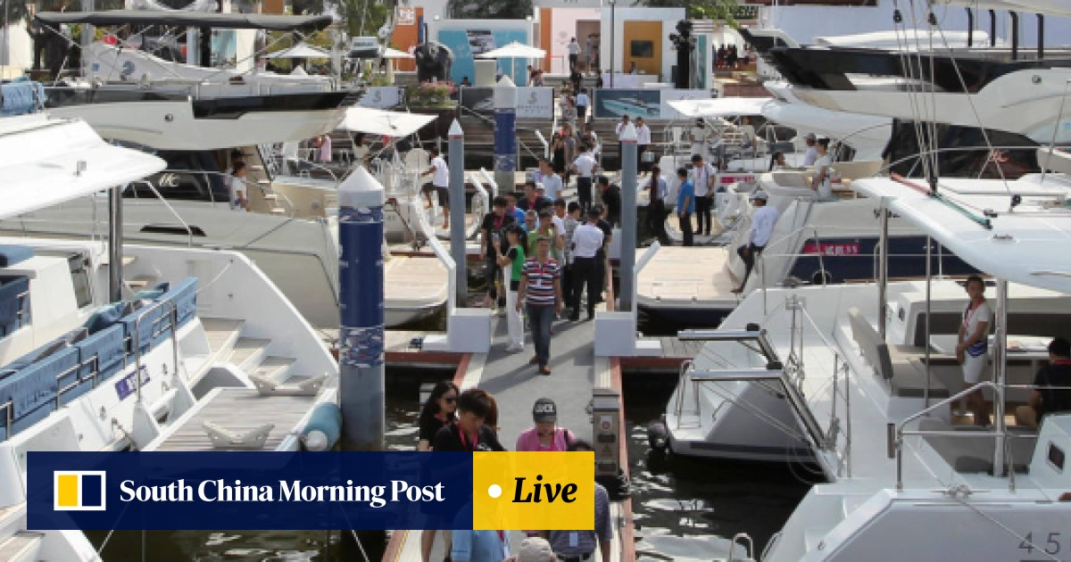 China Rendez-Vous boat expo hopes for tide to turn in wake