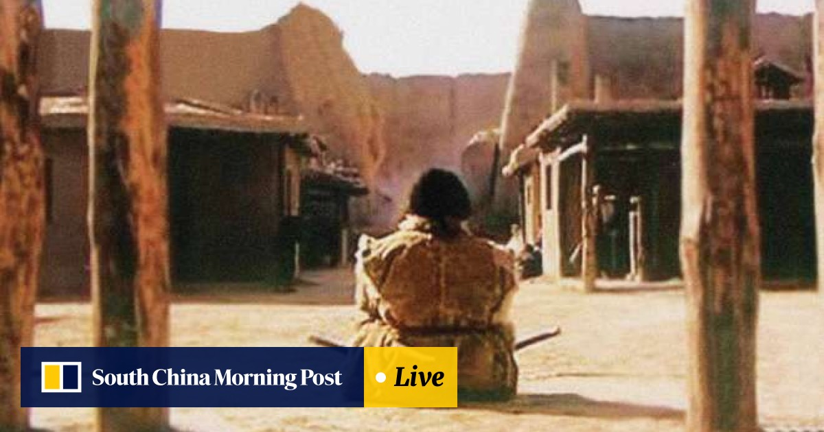Flashback: The Swordsman in Double Flag Town, a classic Chinese