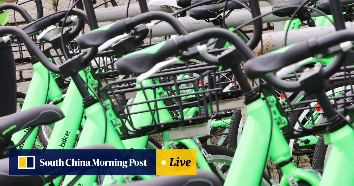 9d4e21c4302 As Gobee.bike packs up, is it the end of the road for bike-sharing services  in Hong Kong? | South China Morning Post