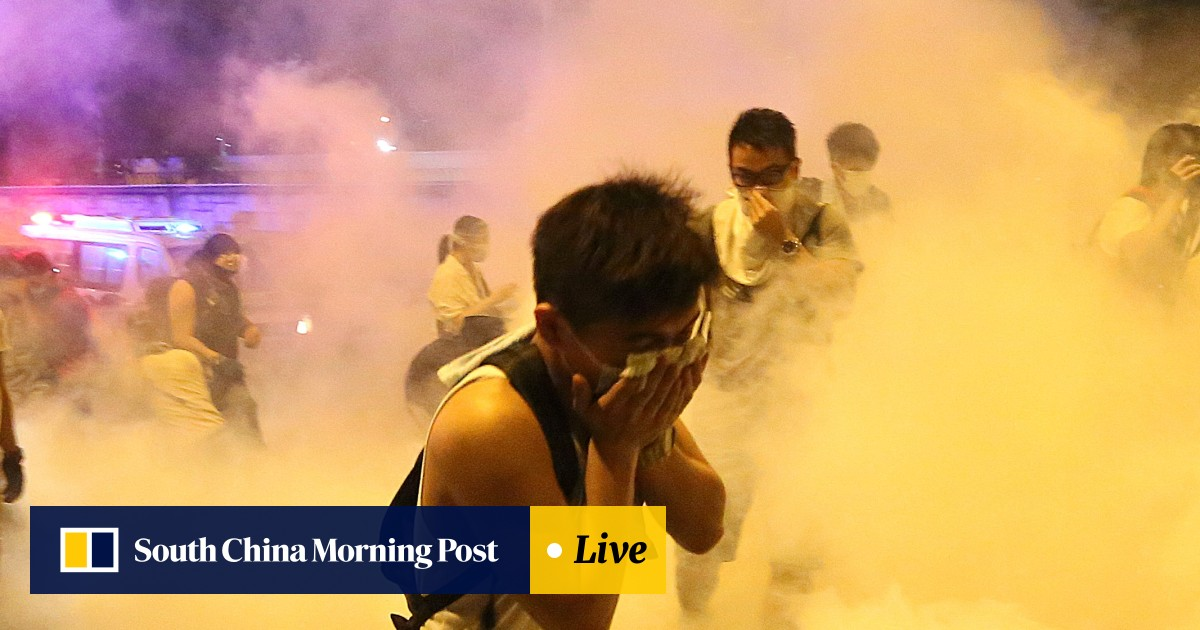 How Hong Kong lost its will to protest, and why an author