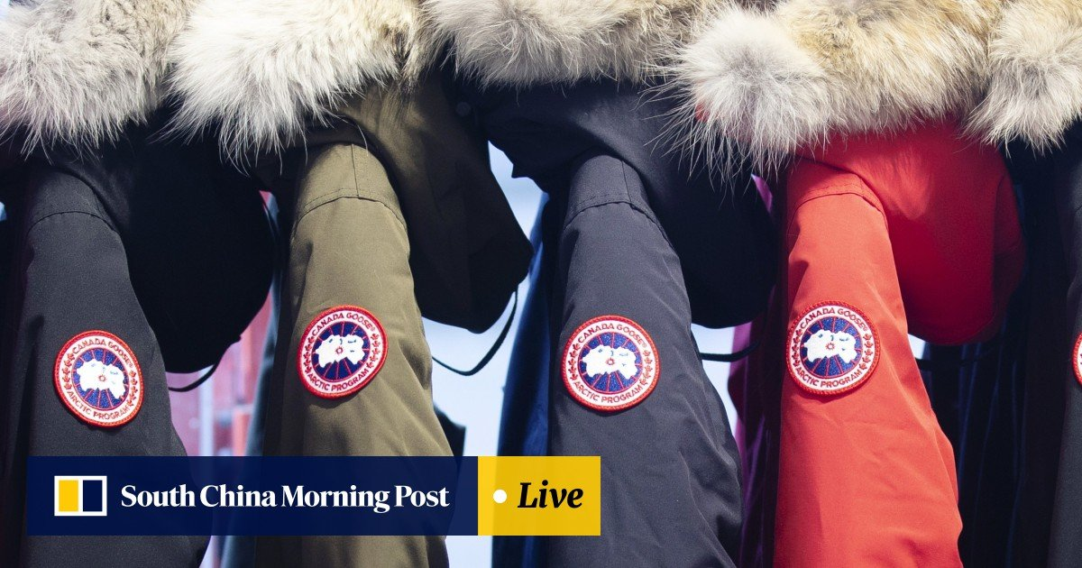 b04a953b674 Is Canada Goose cooked? Shares slide as Chinese buyers demand boycott over  arrest of Huawei CFO Sabrina Meng Wanzhou | South China Morning Post