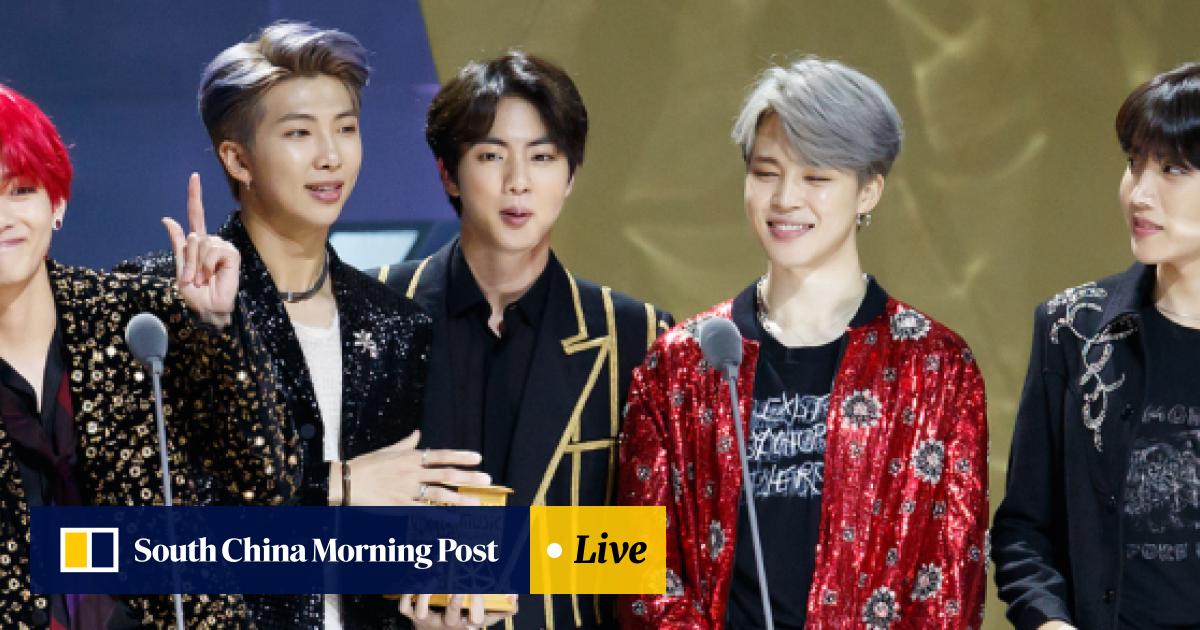 BTS sweep up at Mama 2018 in Hong Kong: K-pop group win Artist of