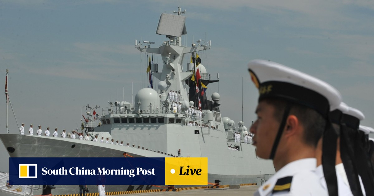 Chinese navy's new 'compact' radar will allow it to keep