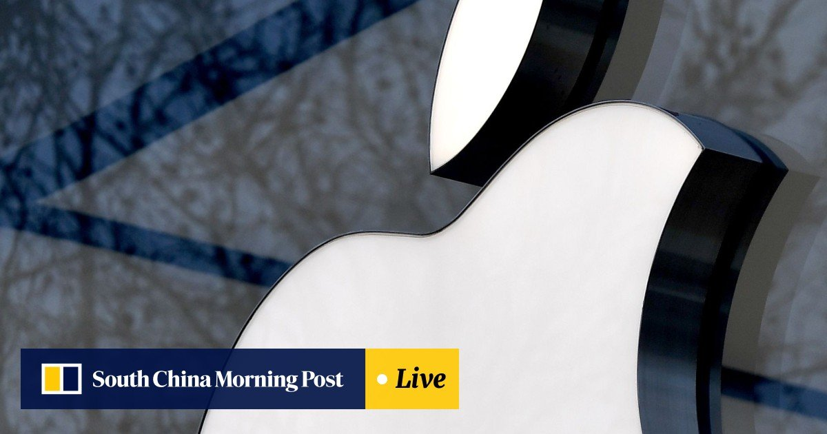 6584d7ecd Chinese man Jizhong Chen 'stole Apple's future-car secrets for company in  China' | South China Morning Post