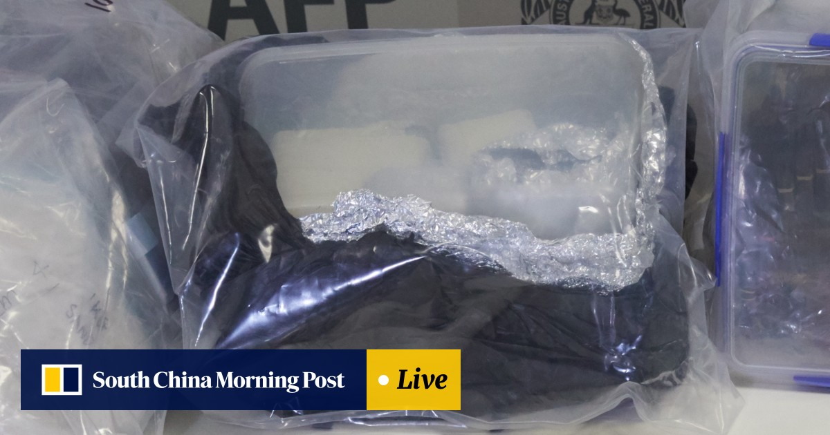 Mexican drug cartels are targeting Australia, say police after