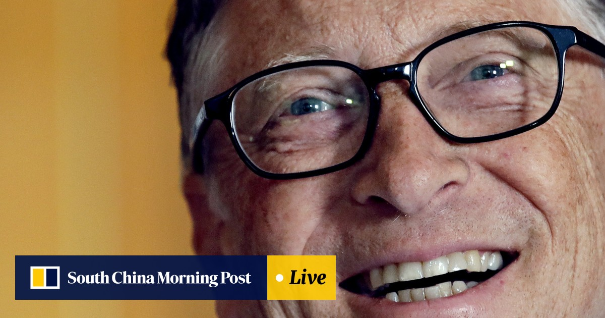 How Microsoft co-founder Bill Gates – worth US$96 billion