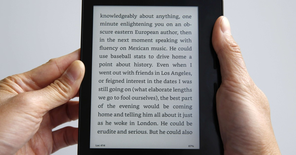 Review: Kindle Oasis aimed at avid readers, but pricey for