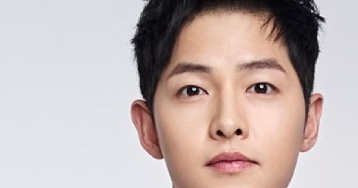 South Korean actor Song Joong-ki to host 2018 Mnet Asian
