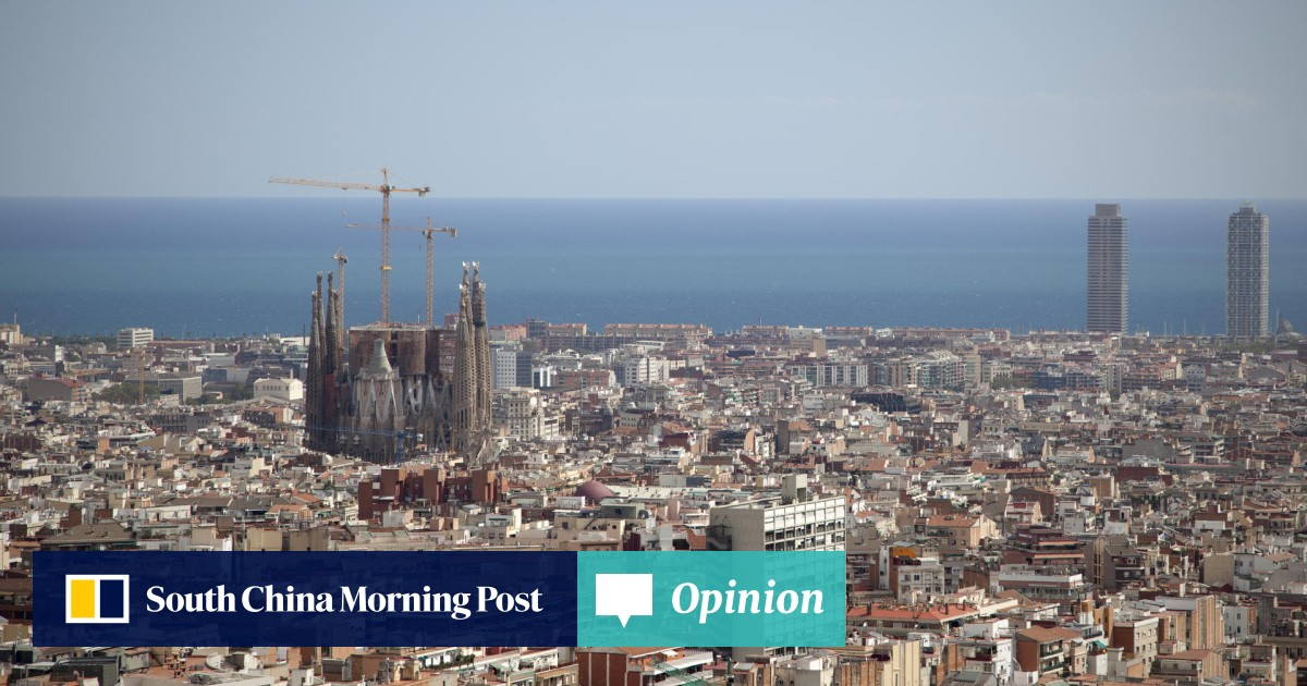 f1033c12a7b How Gaudi's eccentric Barcelona architecture has shaped hearts and minds |  South China Morning Post