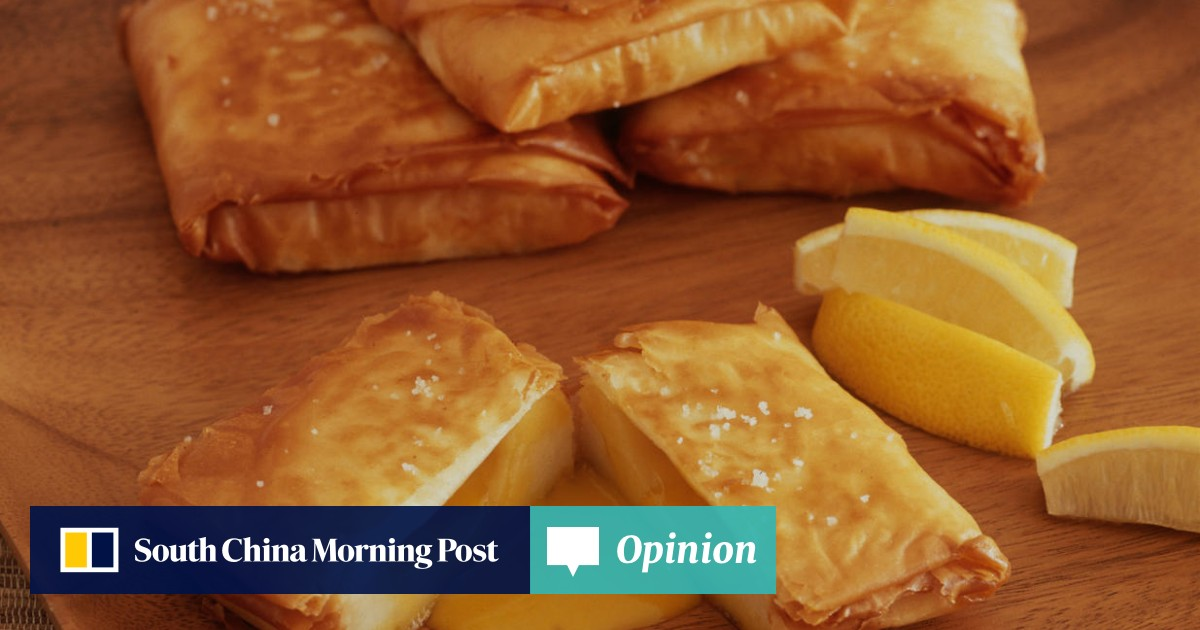 Susan Jung's tips for making savoury Tunisian pastries