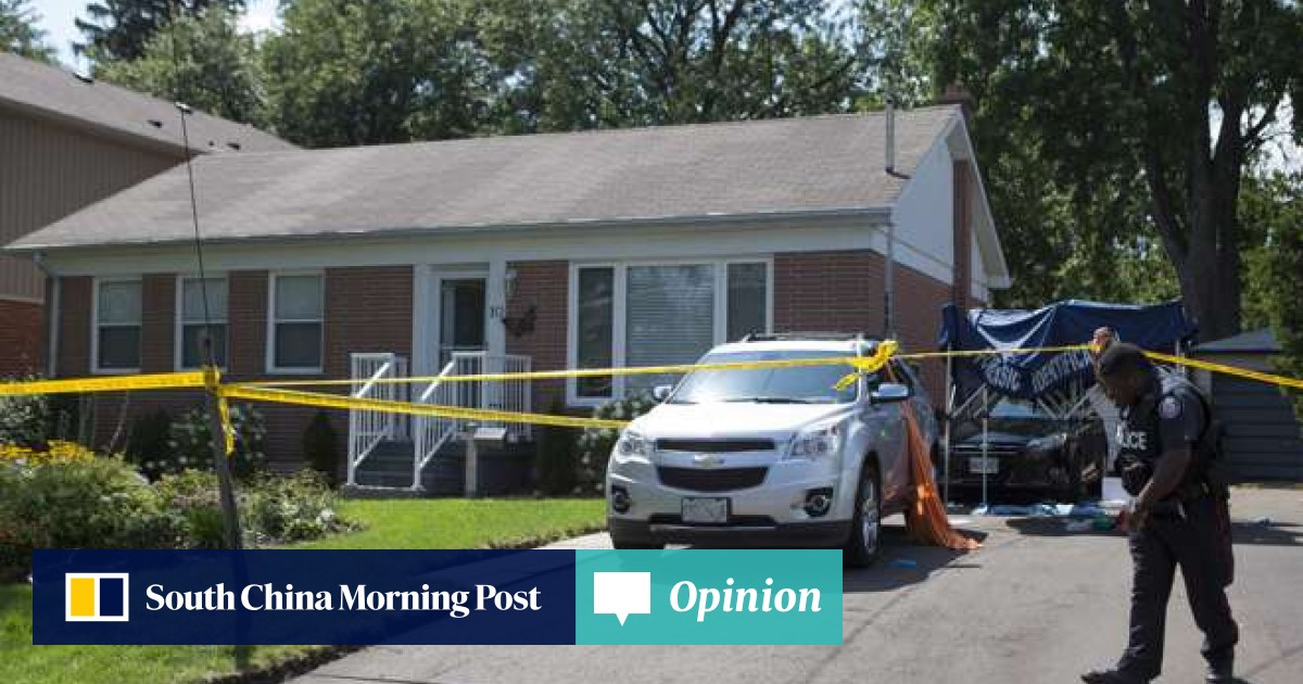 Victims of alleged Toronto crossbow killer were his mother