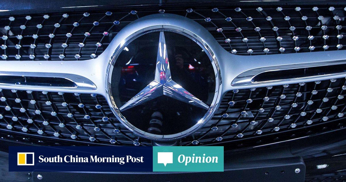 6 things to love about Mercedes's latest 'coupe' SUV | South China