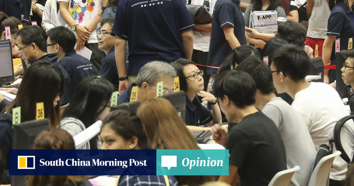 Median salary of Hong Kong sub-degree graduates only 3 per cent more