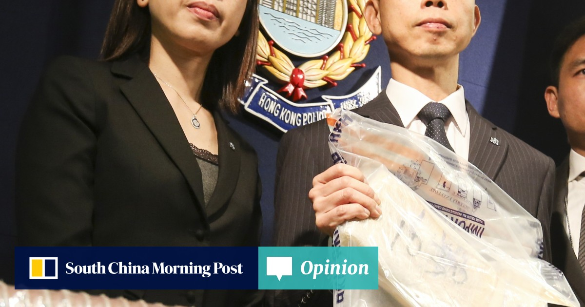 Hong Kong dishes out severe punishment for drug mules while