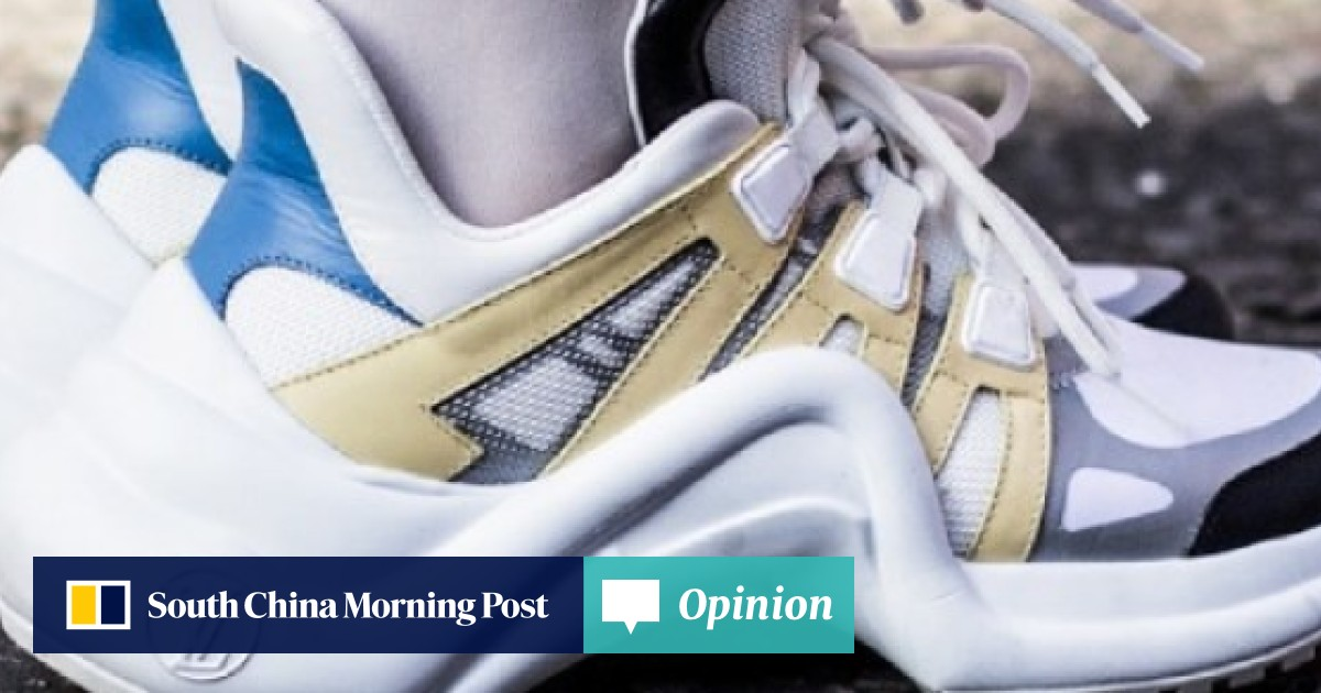 best service 61ab1 e202a Opinion   The ugly sneaker trend  what s so cool about them    South China  Morning Post
