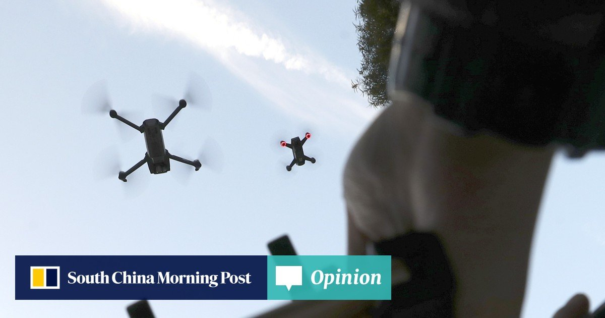 Hong Kong drone owners may have to pass tests and register