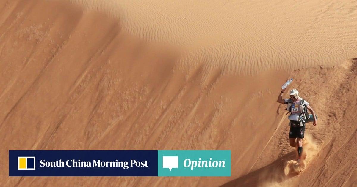 Trail runner's 50th birthday treat: tackling 251km Sahara Desert