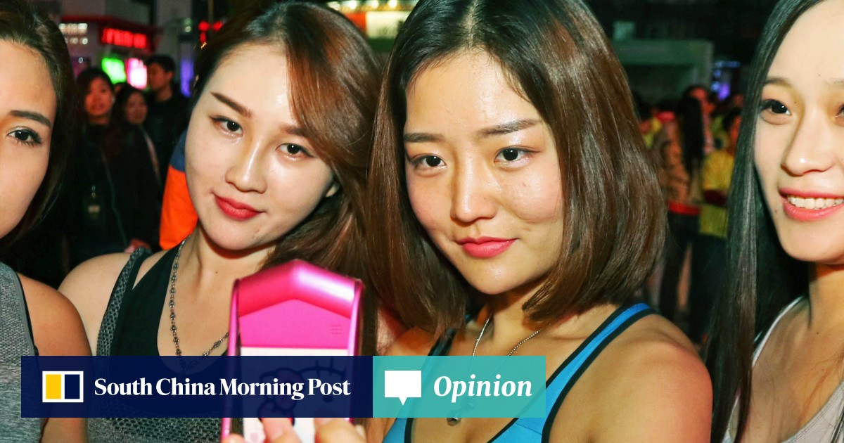 120a58b9e China's selfie culture: youth obsessed with the power of appearances |  South China Morning Post