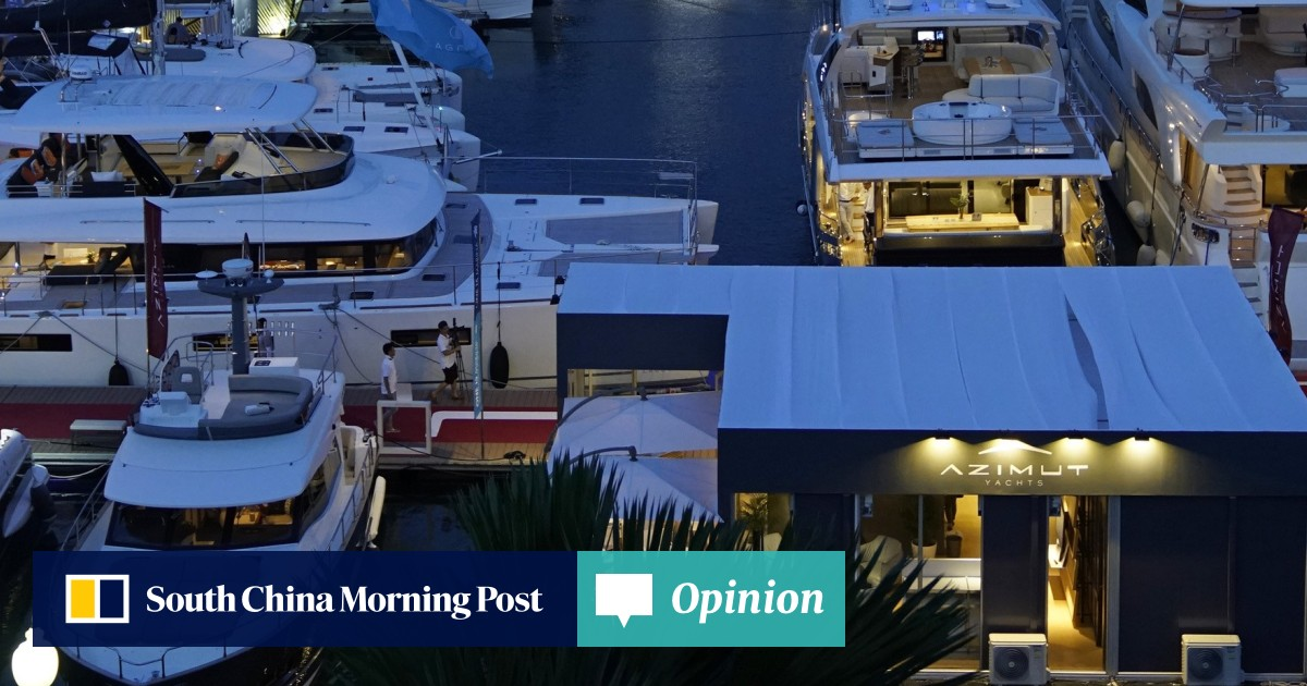 Why Yachts And Superyachts Descended On Singapore Last Week South