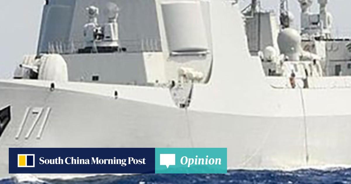 Taipei scrambles jets and navy as mainland China sends